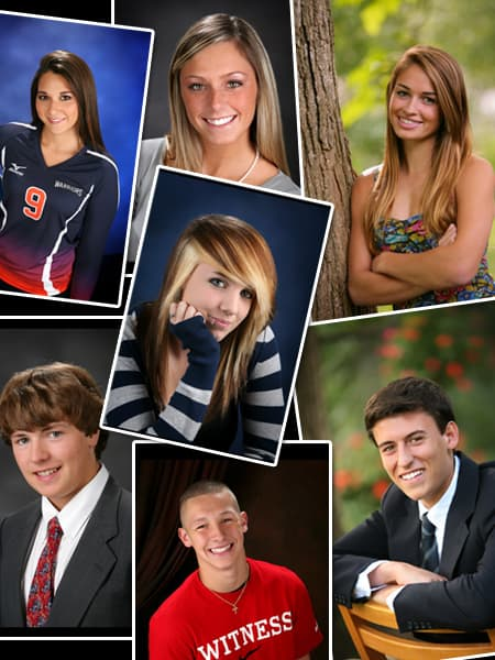 Senior Portrait Gallery
