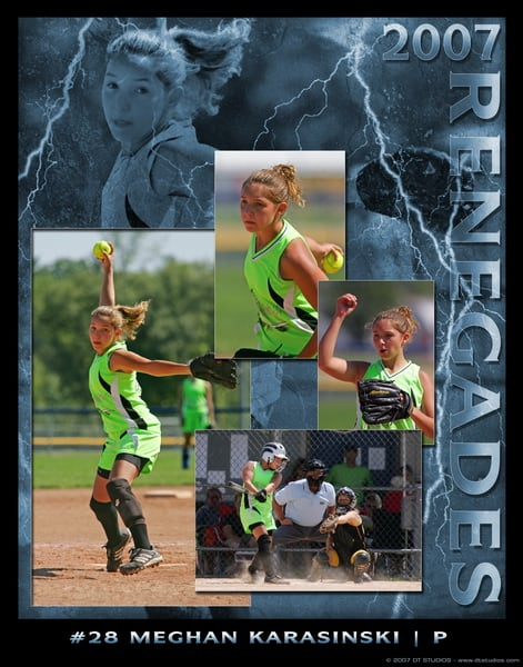 Lightning Collage